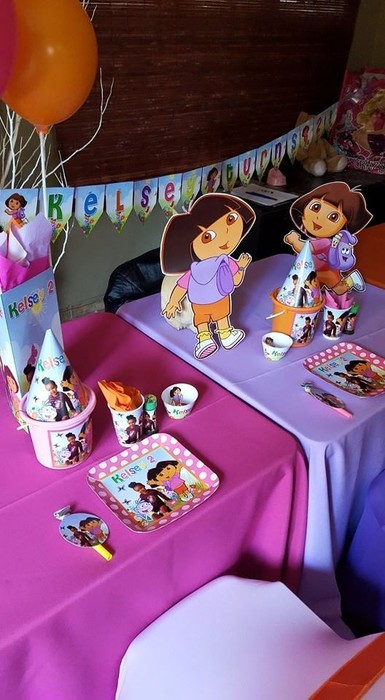 Kiddies Theme Parties hire out jumping castles for your party.