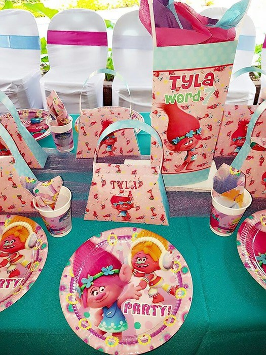 We make birthday party decor for all popular and trending birthday party themes.
