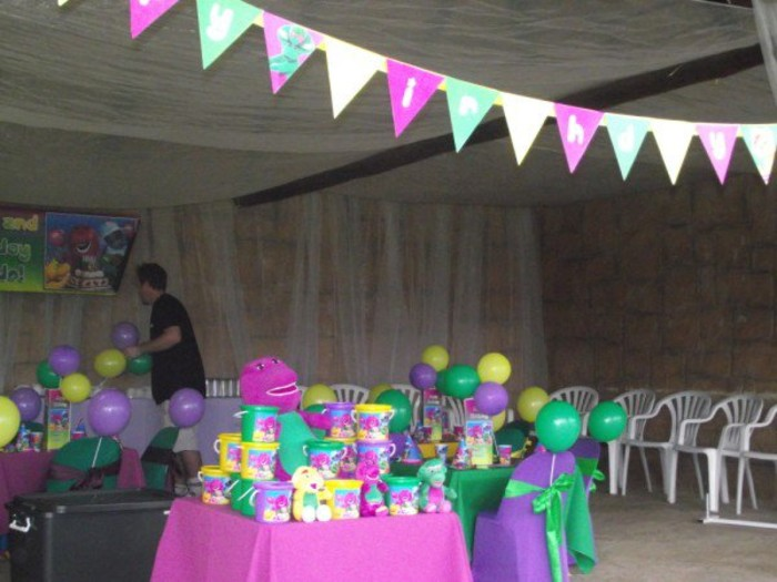Kiddies Theme Parties offers complete party packages so you don't have to worry about a thing