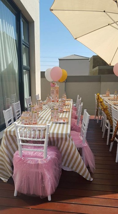 We are an events and party planning company specialising in custom made Princess party supplies.
