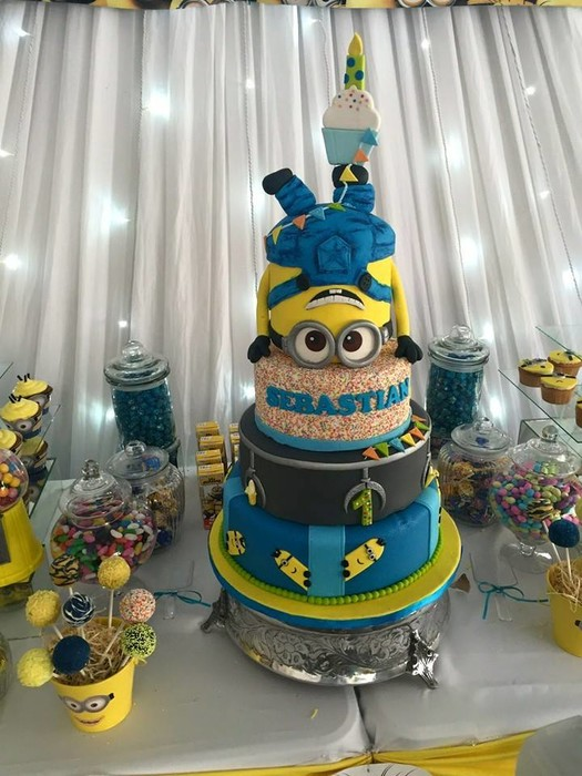 Kiddies Theme Parties offers complete Minions party packages so you don't have to worry about a thing