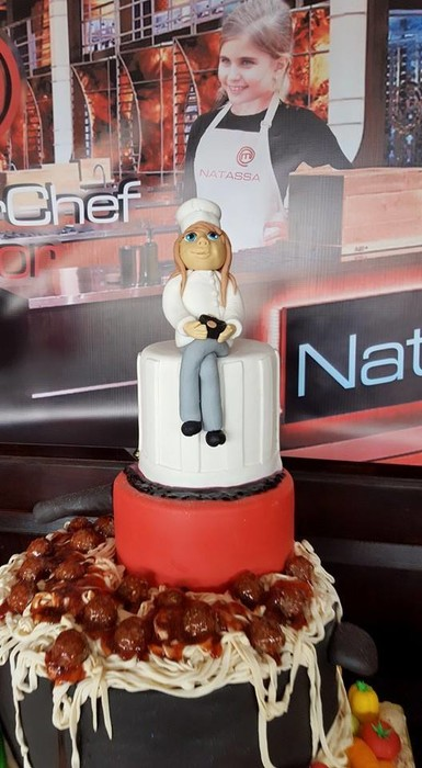 We are an events and party planning company specialising in custom made Masterchef party supplies.