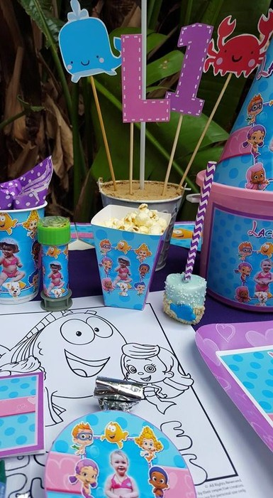 We make party supplies for popular themes such as Cars, One Direction, Dora the Explorer and more.