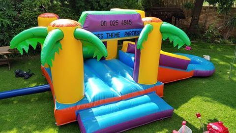 Jumping Castle Add-on Package