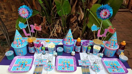 Personalized Bubble Guppies Party Supplies made on order