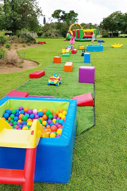 Kiddies Adventure Park Package