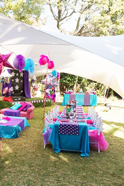 Strecth Tents for hire in Gauteng