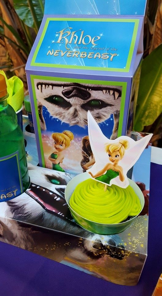 Tinkerbell & the Neverbeast Party Supplies