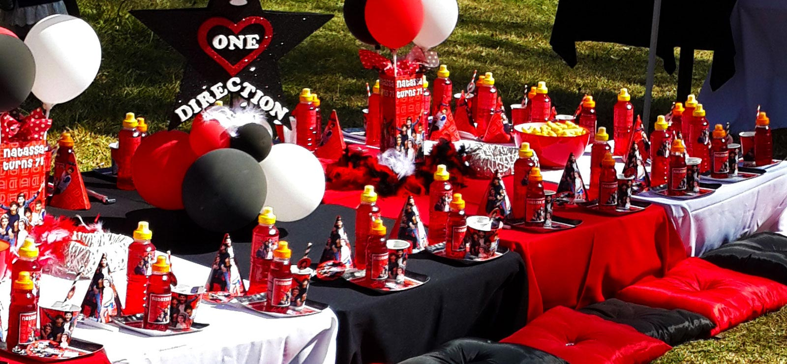 Kiddies Theme Parties | Party Decor | Party Supplies ...