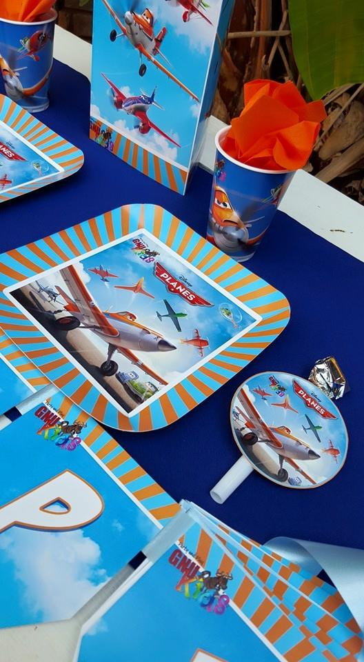 Custom made and personalised Disney Planes Party Supplies made on order