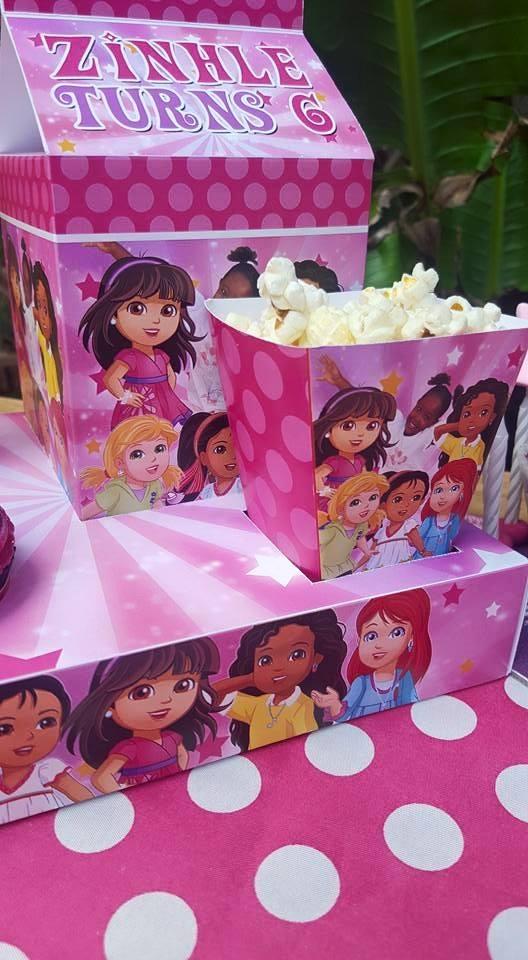 Dora the Explorer Party Supplies