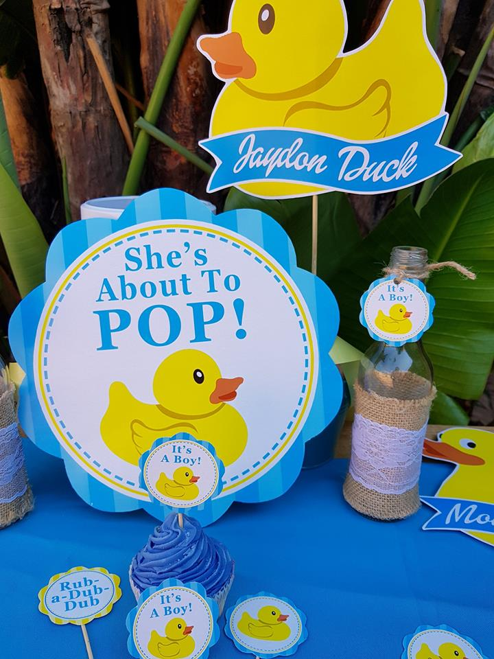 Little Ducky Baby Shower