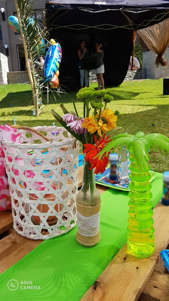 Hawaiian Island Princess Party Supplies Decor South