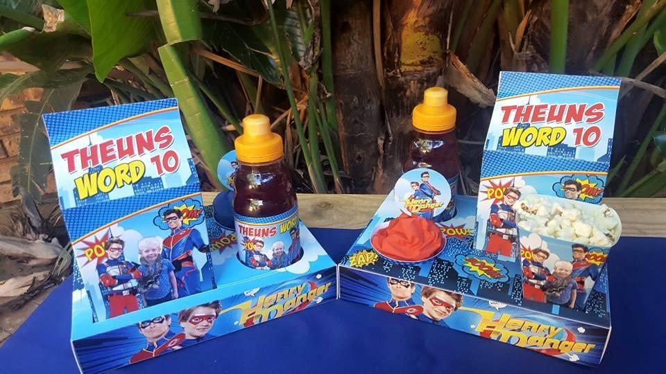 Henry Danger Party Supplies Decor Gauteng Mpumalanga