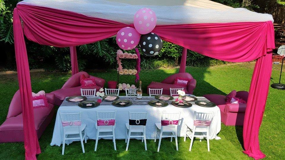 Party Packages Party Setups Birthday Party Ideas South Africa