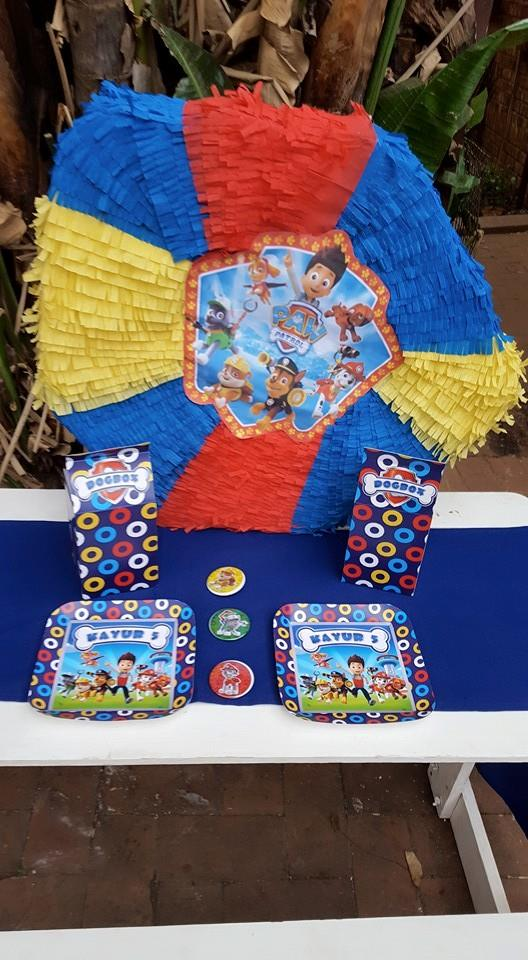 Baby Shower Decor Durban ~ Paw patrol party supplies decor gauteng mpumalanga