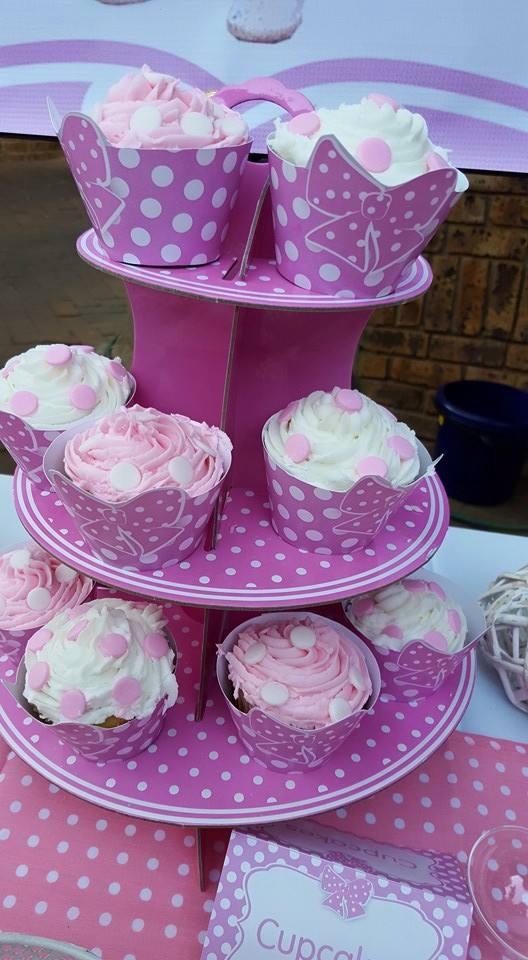 Pink polka dot party supplies for Pink polka dot decorations