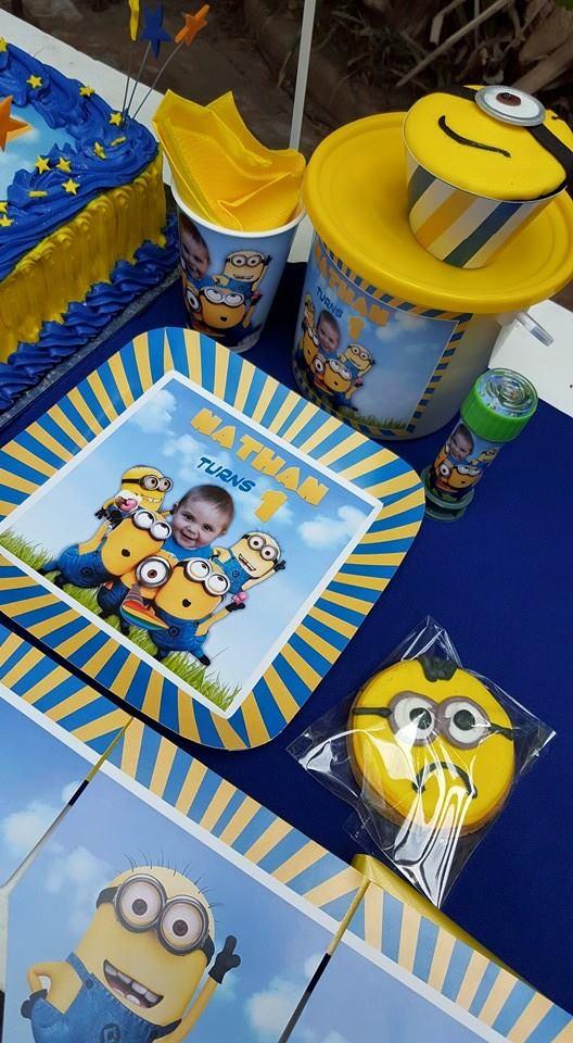 Minions Party Supplies Decor Gauteng Pretoria Cape