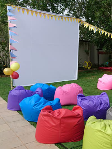 Outdoor Movie Night Package