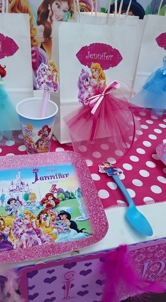 Disney Palace Pets Party Supplies