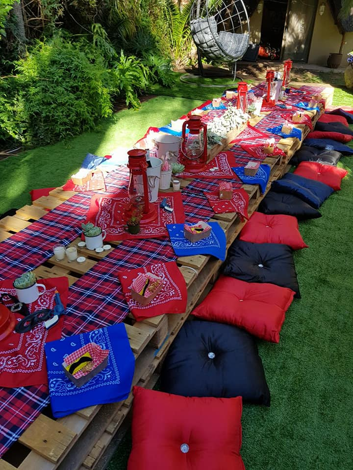 County Picnic Or Vintage Pallet Setup Decor Gauteng