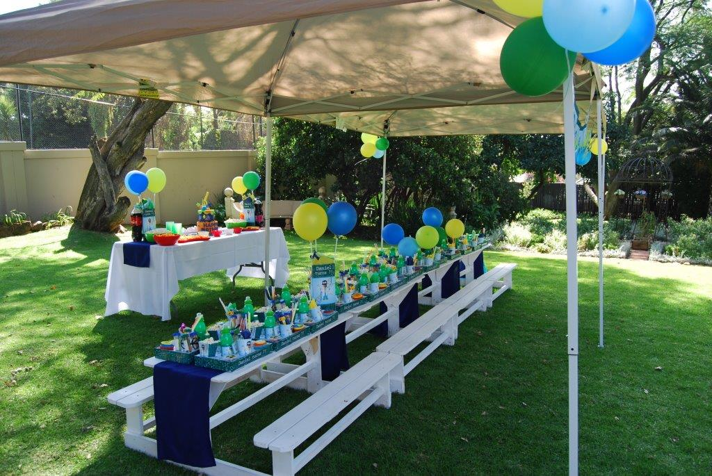 Picnic tables benches for hire - Images of kiddies decorated room ...