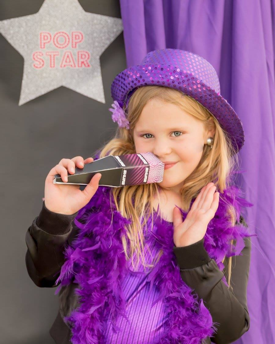 Kaylee's Rock Star Party
