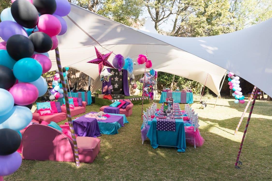 Rock Star Party Supplies Decor Gauteng Johannesburg