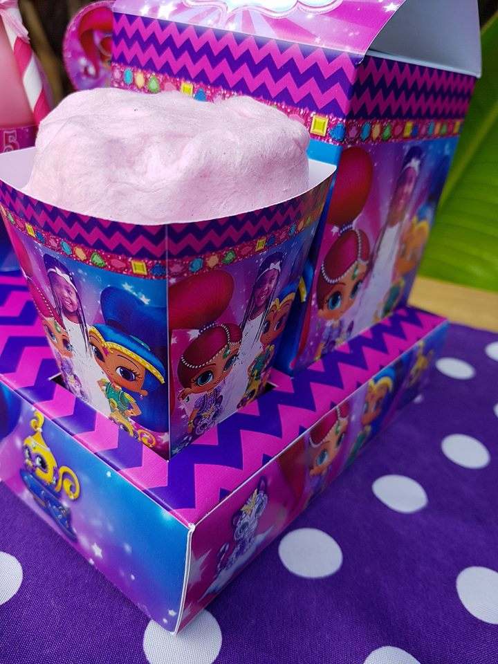Shimmer Amp Shine Party Supplies