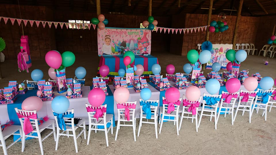 Kiddies Tiffany Chairs for hire