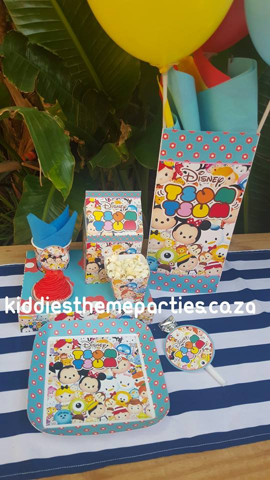 Tsum Tsum party supplies